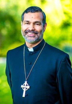Photo of  Rt Revd Dr John Perumbalath