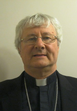 Photo of Revd Dr David Chapman