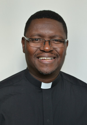 Photo of Revd Dr Jongi Zihle
