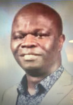 Photo of Pastor Ade Ajayi