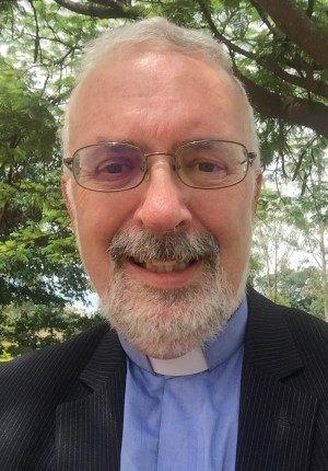 Photo of Revd Paul Whittle