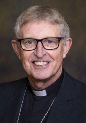 Photo of Rt Revd Peter Hill