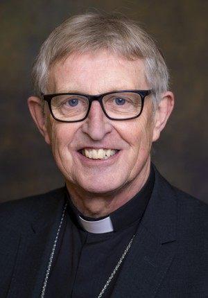 Photo of Rt Revd Peter Hill