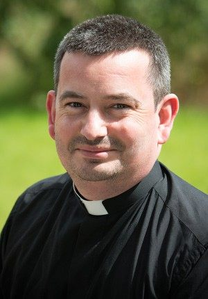 Photo of Revd Tom Osbourne